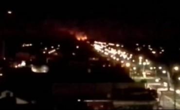 Pánico en General Rodríguez por la explosión de un depósito de garrafas