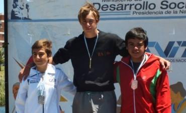 Canotaje: Braian Oíza consiguió la medalla  de oro en los Torneo Evita