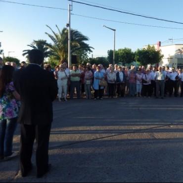 Se cumplió el aniversario 29° de la muerte de Juan Carlos Bellomo