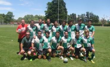 Seven Nacional: subcampeón Azul