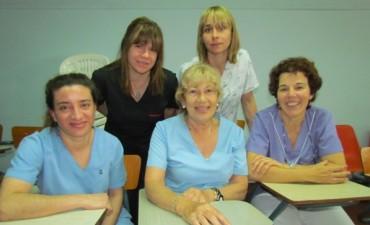 Bolívar y Urdampilleta celebraron el día de la enfermera