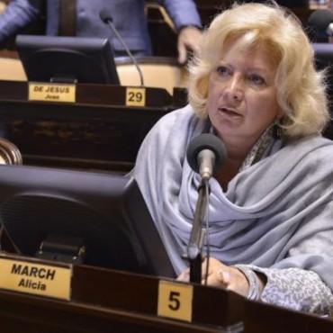Alicia aseguró que Scioli será presidente y fue durísima con Insaurralde