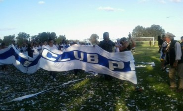 Fútbol Rural Recreativo: Ibarra y La 14 gritaron 'Campeón'