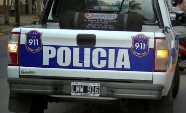 Resumen del fin de semana: Dos robos, un accidente de tránsito, y un detenido por alterar el orden público