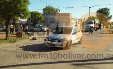 La racha de accidentes continúa en Bolívar: Es el cuarto siniestro de la semana, y ocurrió en las primeras horas de este miércoles