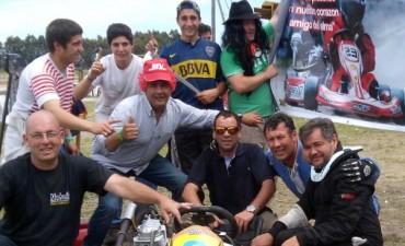 Karting APPKO: Diego Matas se consagró campeón en Laprida