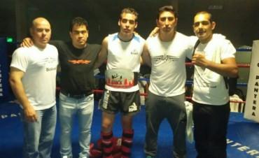 Joaquín 'El Espartano' Casas es el nuevo campeón regional Semi Pro de la L. A. K. F