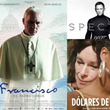 James Bond 007 y Francisco, el Padre Jorge llega al Avenida