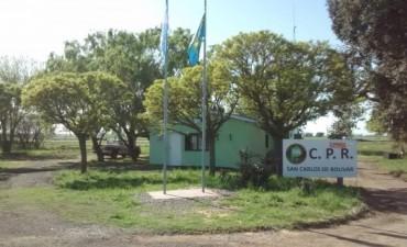El CPR investiga el robo en el establecimiento rural 'Che Cumelén', en cercanías a Urdampilleta
