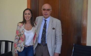 Gorosito, Intendente de Saladillo, aspira a ocupar algún puesto en el Gobierno de Vidal