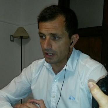 """Bucca: """"'Daniel Scioli Presidente' nos garantiza seguir con este ritmo de obra; porque me gusta soñar en grande para Bolívar"""""""