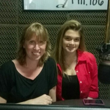 Denise Gallo fue premiada como 'Mejor Cantante Juvenil' en Miramar