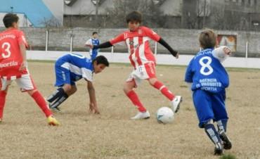 Liga Deportiva de Bolívar: Se disputó una nueva fecha del Fútbol de Inferiores