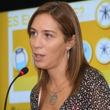 Vidal confirmó que se reunirá el miércoles con Scioli y expresó preocupación por las cuentas de la Provincia