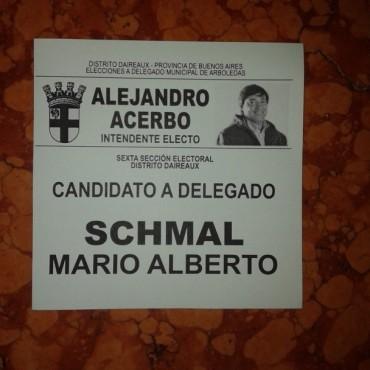 Arboledas eligió su propio Delegado