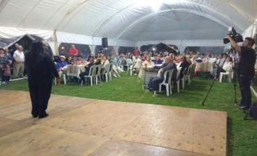 Se desarrolló la primera noche de la 2da. Fiesta del Asado con Cuero