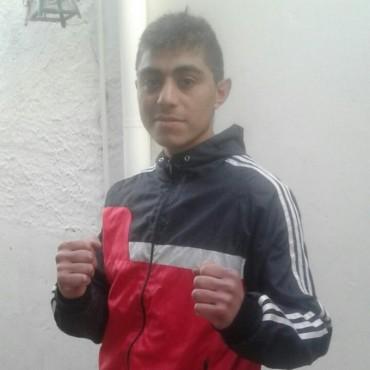 Emanuel Fredes ganó en Olavarría y peleará el título bonaerense