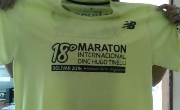 ¡Atención Atleteas! Entregas de camisetas hasta las 15 horas