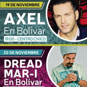 Se presentó el Programa Acercarte,  que estará este fin de semana en Bolívar