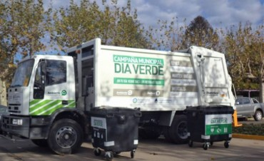 La recolección de residuos cambia al horario de verano