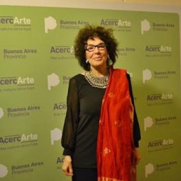 AcercArte: Reprogramación de la obra de Graciela Borges