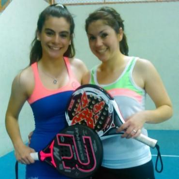 Pádel: Lucia Karlau se prepara para el Torneo Nacional este fin de semana