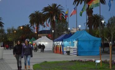 La Feria de las Colectividades estará en Urdampilleta