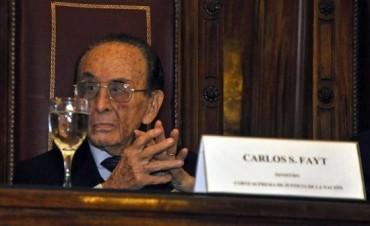 Falleció el ex juez Carlos Fayt