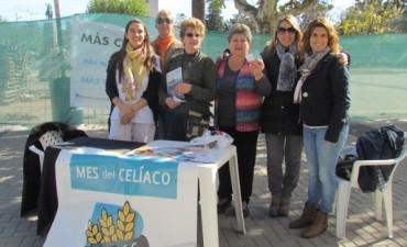 Este sábado el Grupo de Celiaquía Bolívar realizará el cierre de talleres en el Centro Cívico