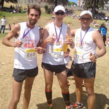 Mar del Plata: Con más 7 mil corredores hubo 9 bolivarenses