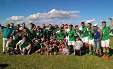 Fútbol Rural Recreativo (Segunda División): Ibarra es el ganador de la 'Copa Desafío'