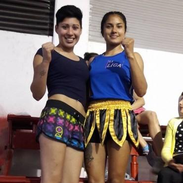 Boxeo: Antonella Albo está en la final del Campeonato Nacional de Boxeo Amateur Femenino