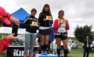 Marilin Iriarte corrió la maratón 'Desafío 21k' y clasificó primera en su categoría