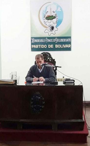 Honorable Concejo Deliberante: Novena Sesión este miércoles
