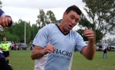 Fútbol Rural Recreativo: Marsiglio ganó en su visita a Agrario y se cortó en la punta. Veterano se arrima