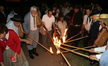 'Paseo Gaucho por la Tradición': Se sumaron centenares de bolivarenses