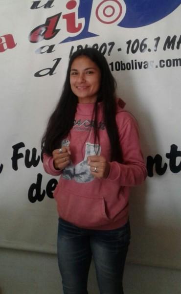 Boxeo: Antonella Albo en el Festival de Pirovano