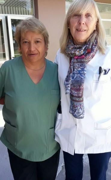 Amanda Marilú (Día del enfermero): 'No tenemos que perder la empatía con el ser humano, porque perdemos todo'