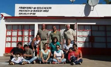Este viernes: La Escuela N°56 del paraje 'Miramar', celebra su Centenario