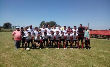 Fútbol Rural Segunda División: Vallimanca dio la vuelta en su cancha