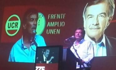 Miguel Bazze lanzó su candidatura a gobernador