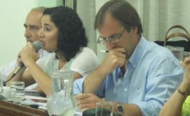 El pedido radical de suspender la obra del Centro Cívico pasó a comisión