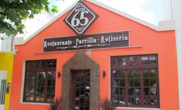 Rotisería Ruta 65 se cambió de casa y sumó restaurante