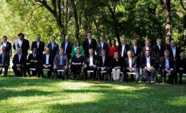 Macri presentó a todo su gabinete y se prepara para asumir el 10 de diciembre