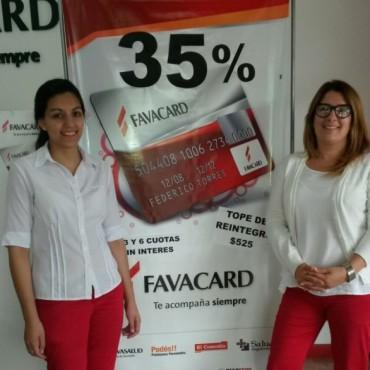 Favacard mantiene promociones hasta fin de año