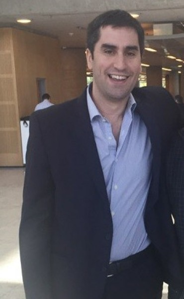 El bolivarense Manuel Mosca juró como Diputado, y a partir del 2016 será el nuevo Vicepresidente de la Cámara de la Cámara de Diputados
