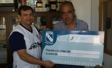 La 'Tarjeta Azul' del Club Independiente entregó los premios a los ganadores del mes de noviembre