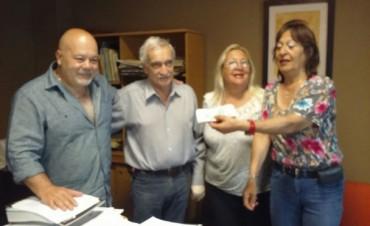 El sorteo 'Contado' del bono contribución del 'Teatro El Mangrullo', ya tiene ganador