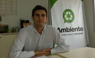Casartelli: 'Para cuidar el medio ambiente necesitamos realizar un cambio cultural, empezando por casa'