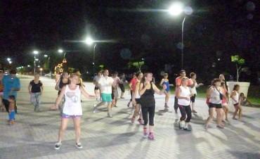 Los ritmos caribeños se hicieron presente en el Centro Cívico